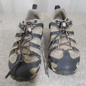 MERRELL Gray Sneakers Size 6